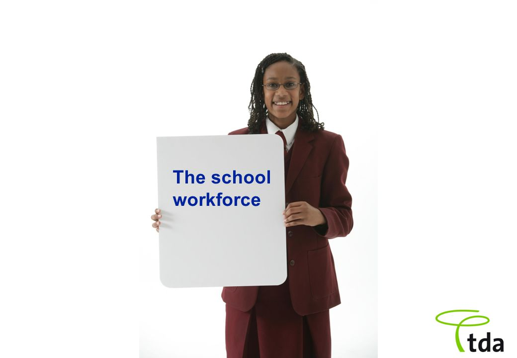 The school workforce