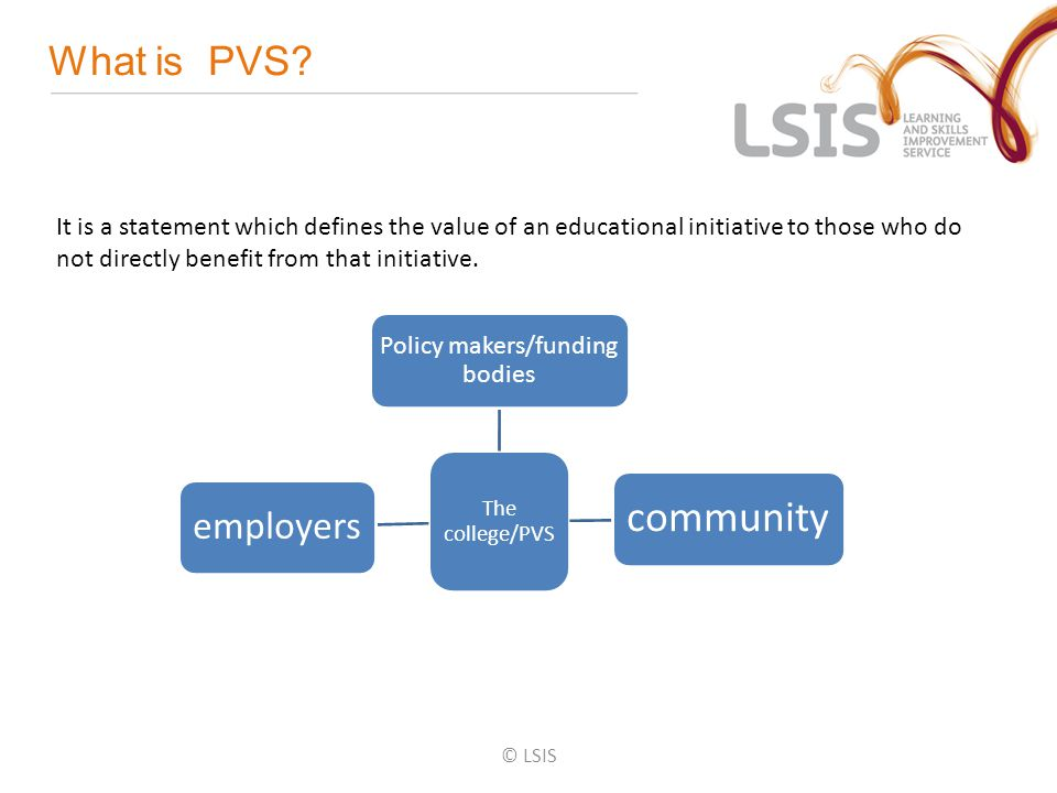 What is PVS.