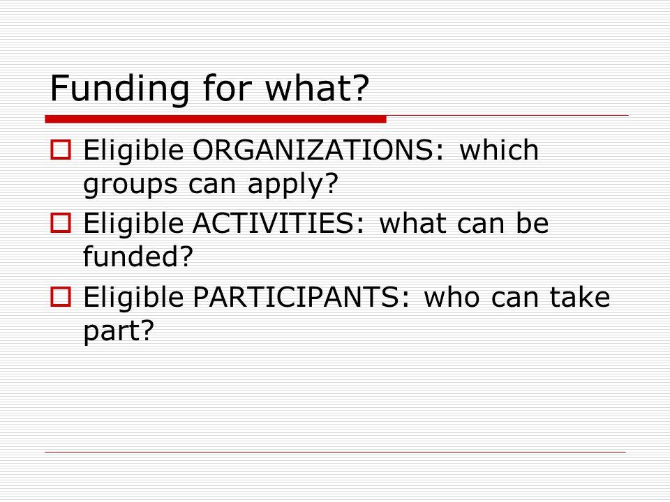  Becoming a Grant Panel Member