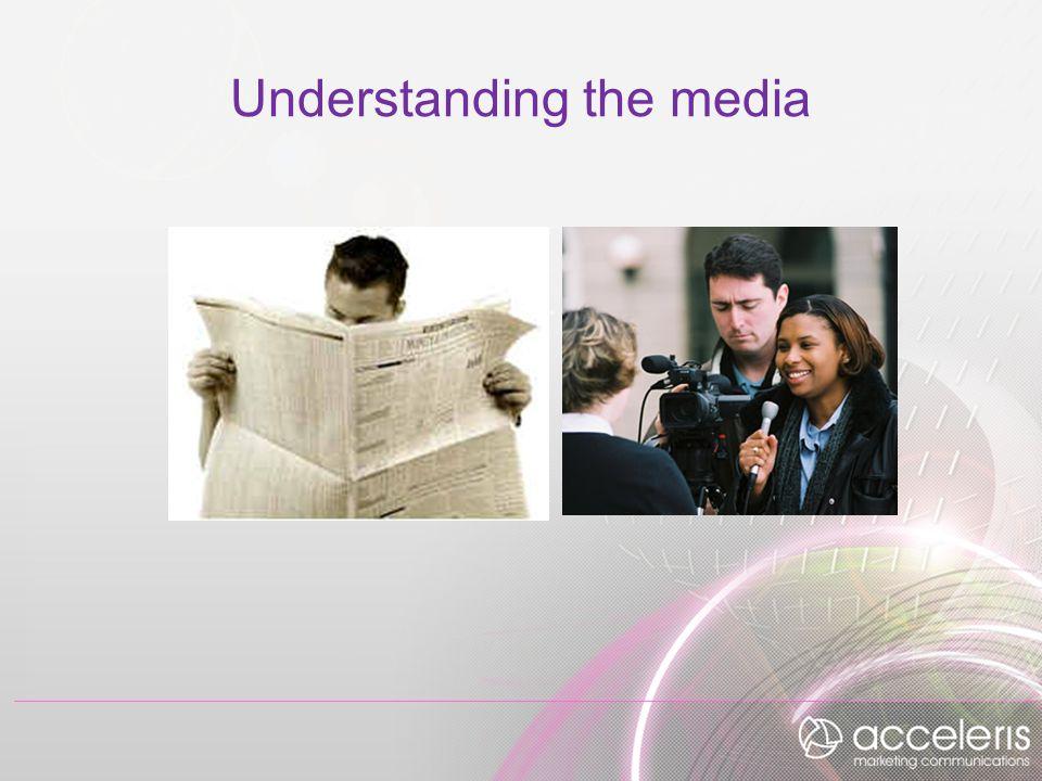Understanding the media
