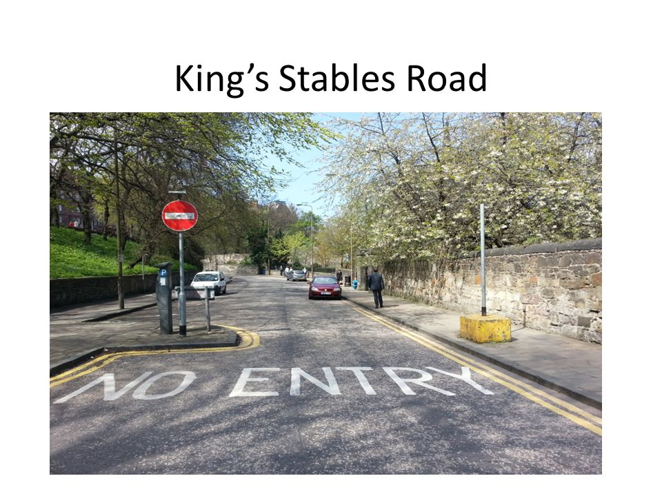 Due to existing road layout it is very difficult to gain access to St Cuthbert s Church from King s Stables Road.
