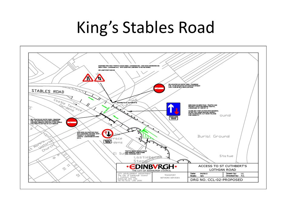 King's Stables Road