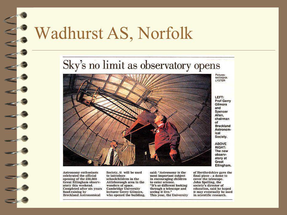 Wadhurst AS, Norfolk