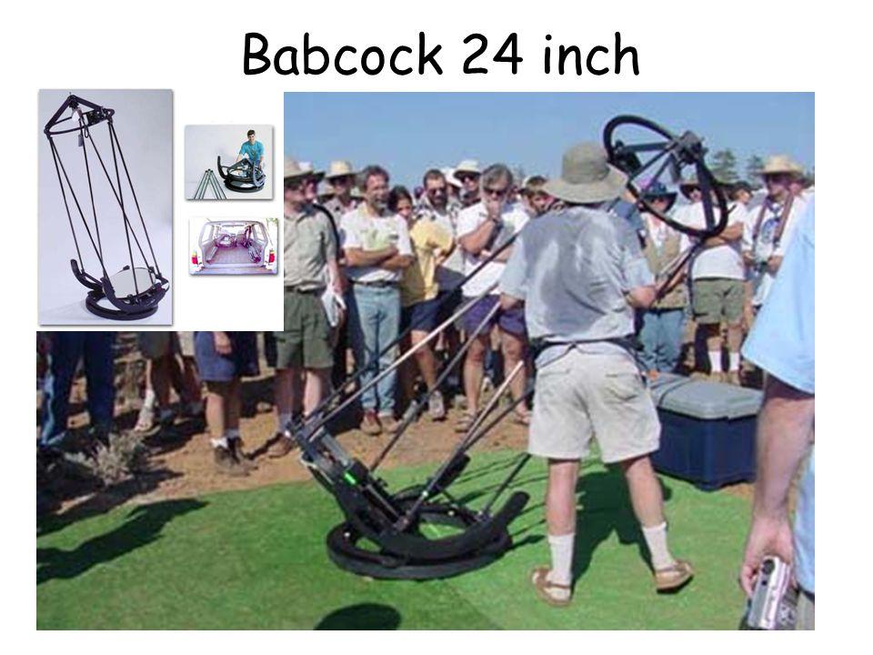 Babcock 24 inch