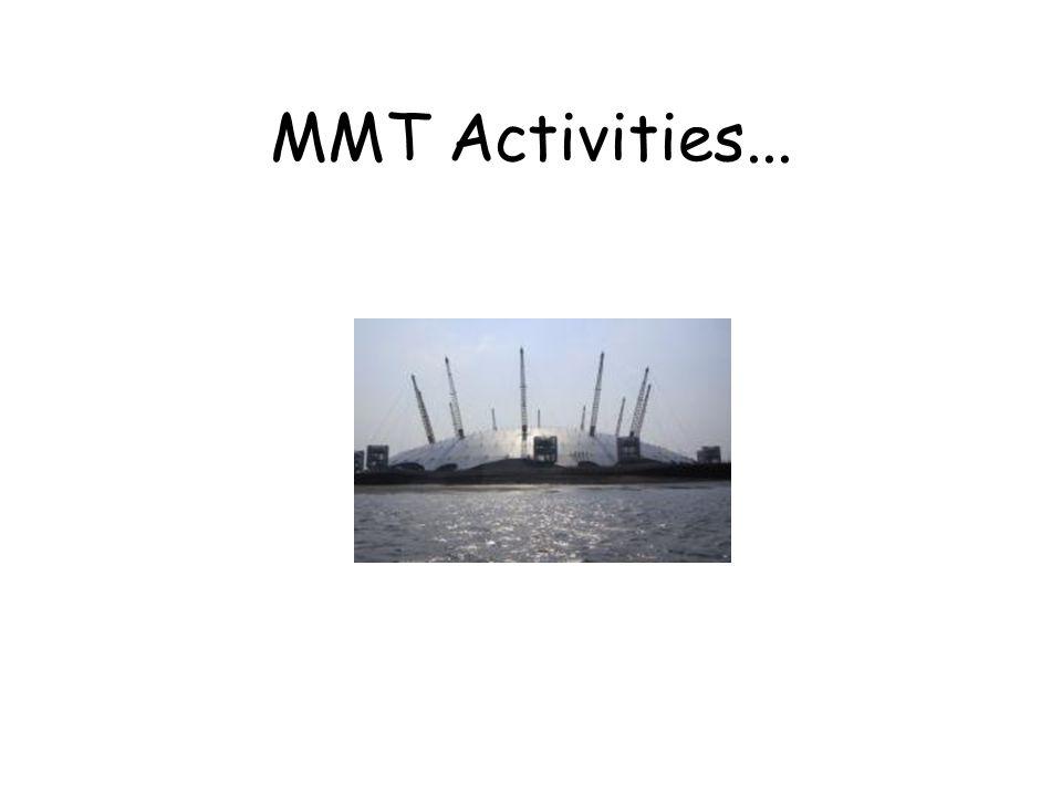 MMT Activities...