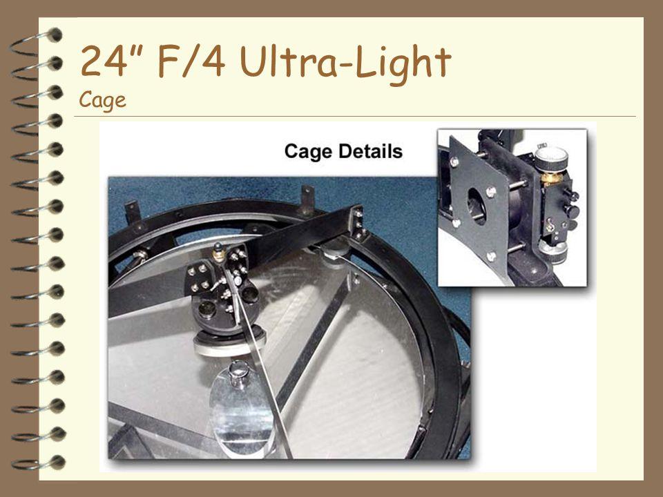 24 F/4 Ultra-Light Cage