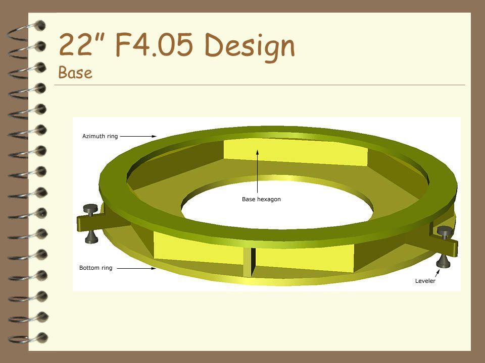 22 F4.05 Design Base