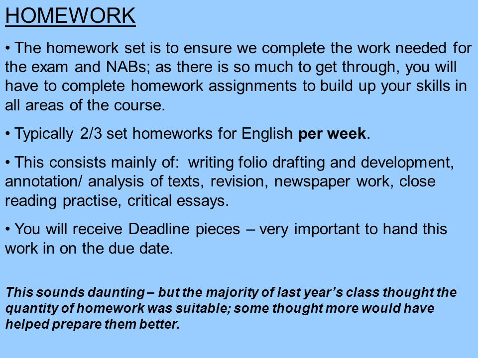 June-July Course All S5 do the same work as some pupils will move class due to results.