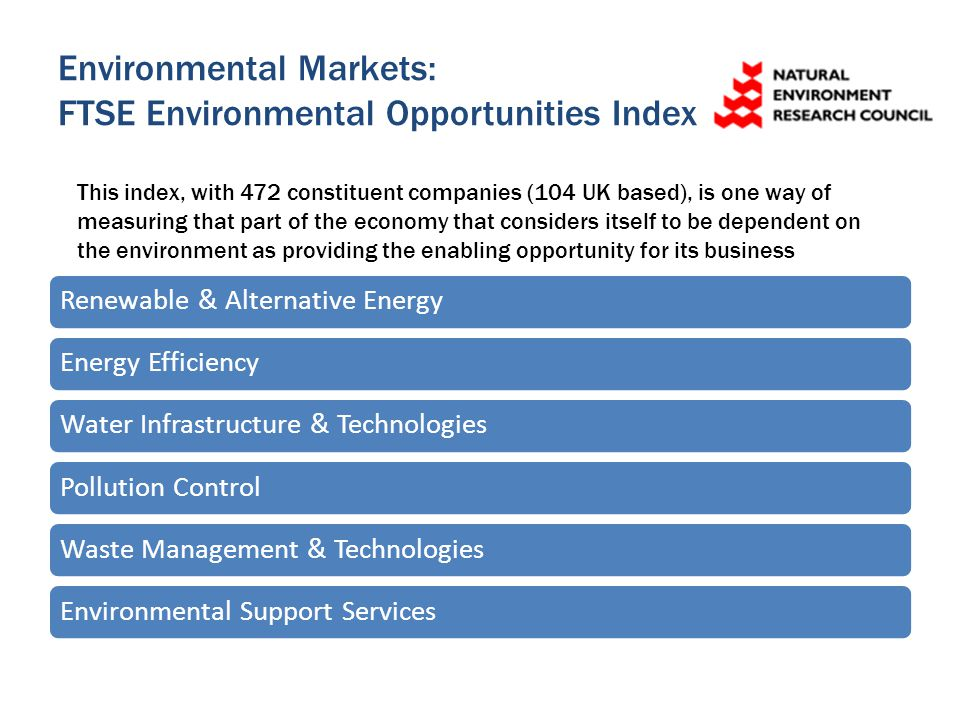 Direct Diffusion Market in Environmental Information (Environmental Support Services) Understanding the Environment Environmental Monitoring Capability: Technologies, Techniques, Tools and Facilities