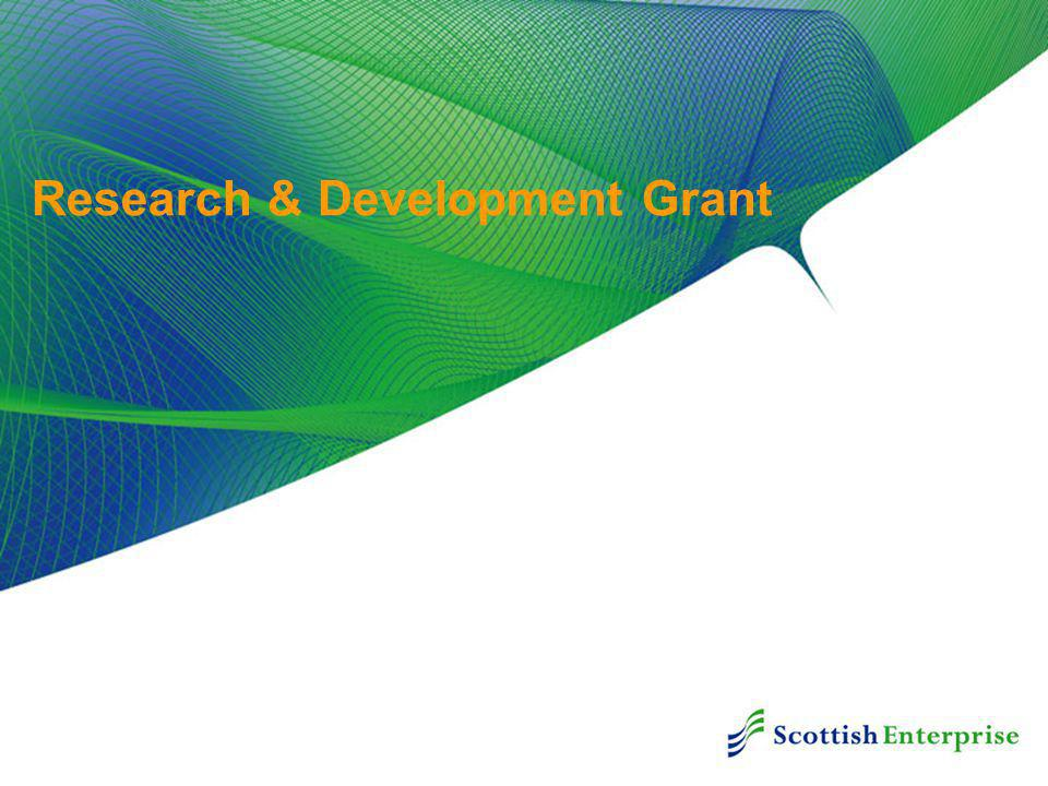Research & Development Grant