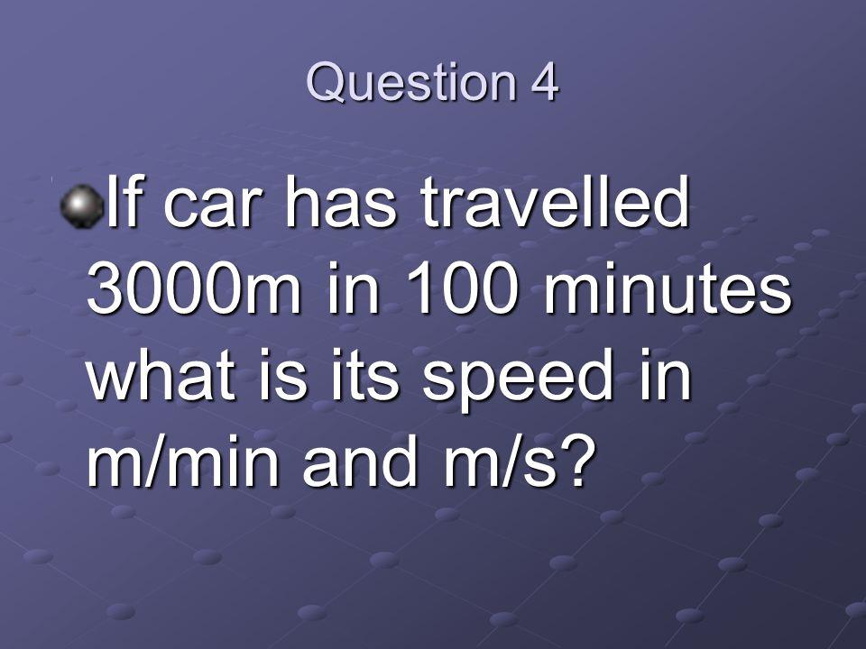 Answer 10000kg m/s