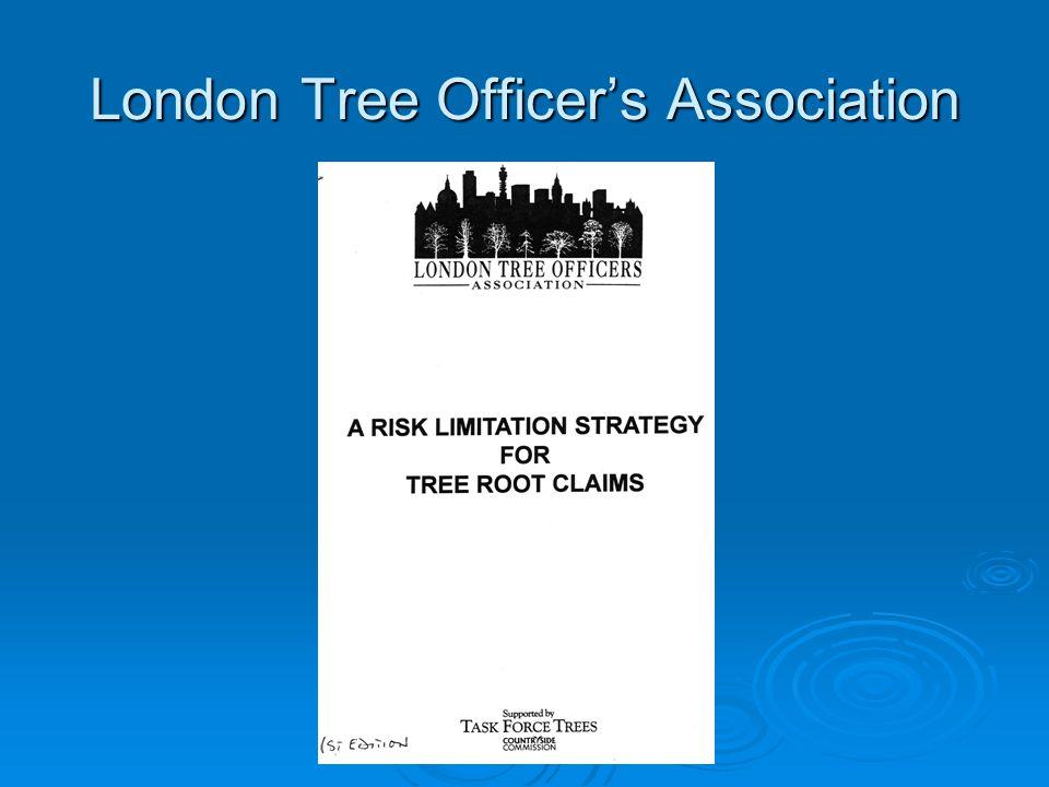 London Tree Officer's Association