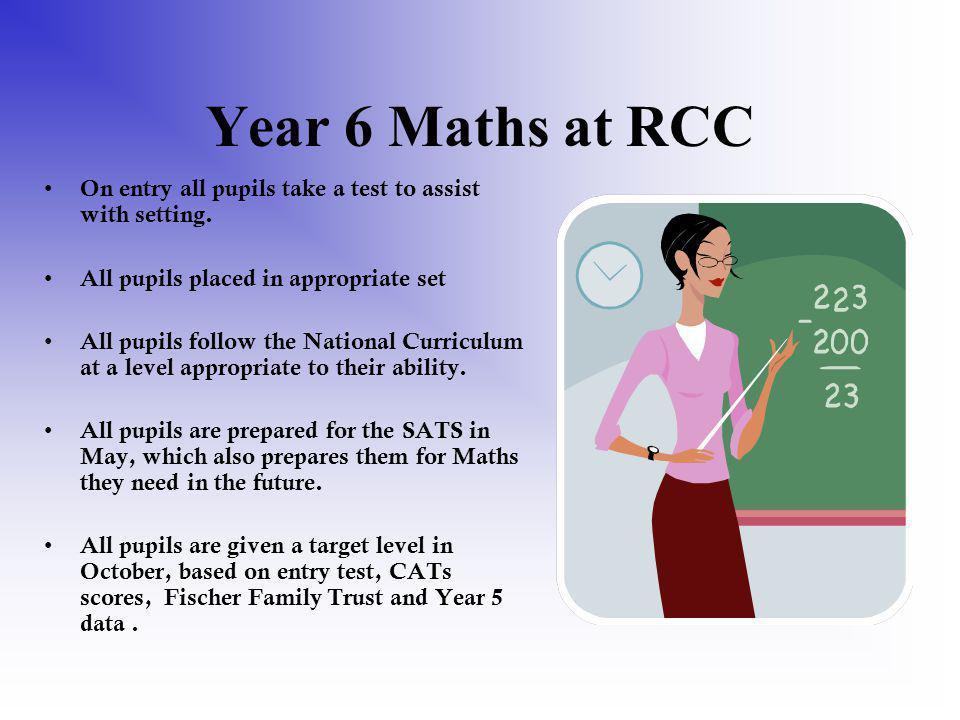 Key Stage 2 Maths SATS Mental arithmetic - 20% Paper A – non calculator - 40% Paper B – calculator - 40%