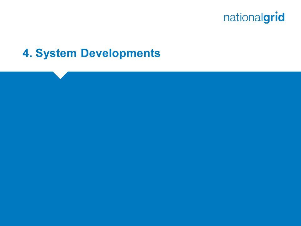 4. System Developments
