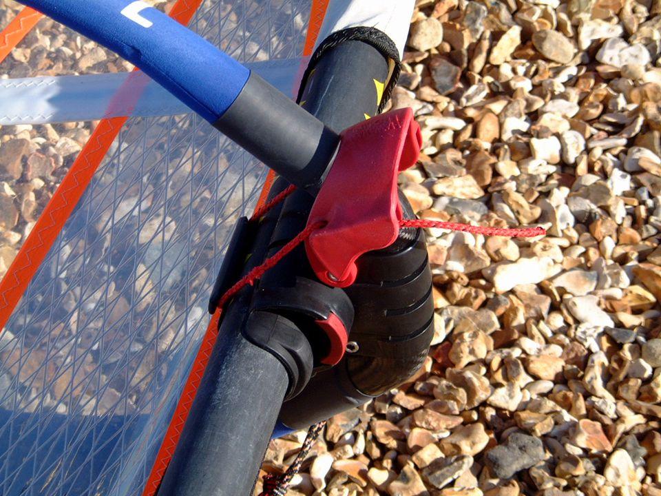 Detach boom (undo clamp)