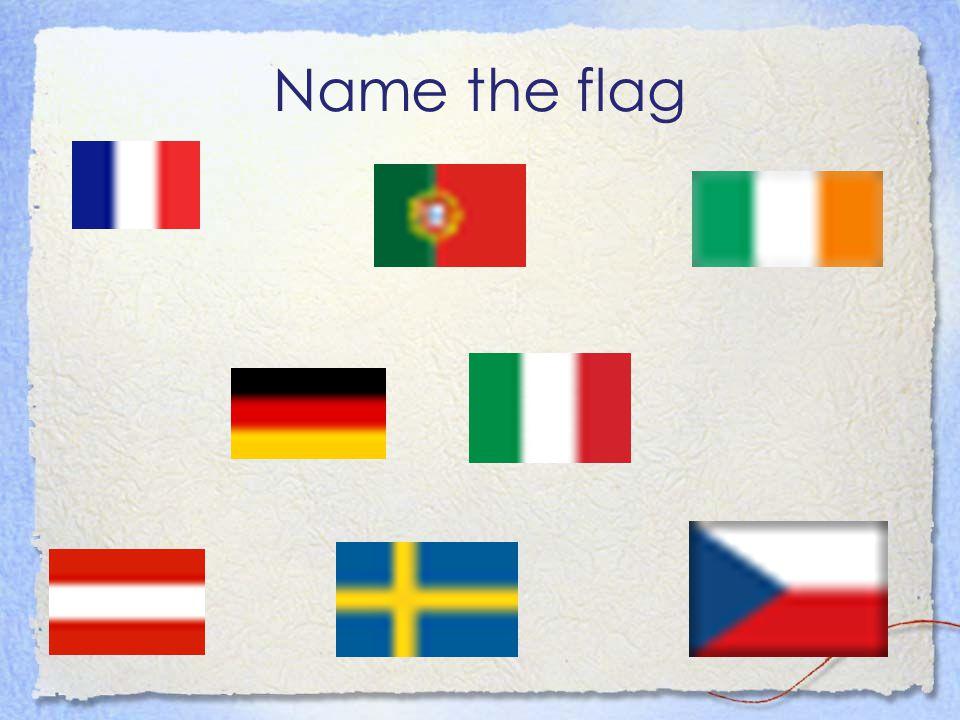 Name the flag