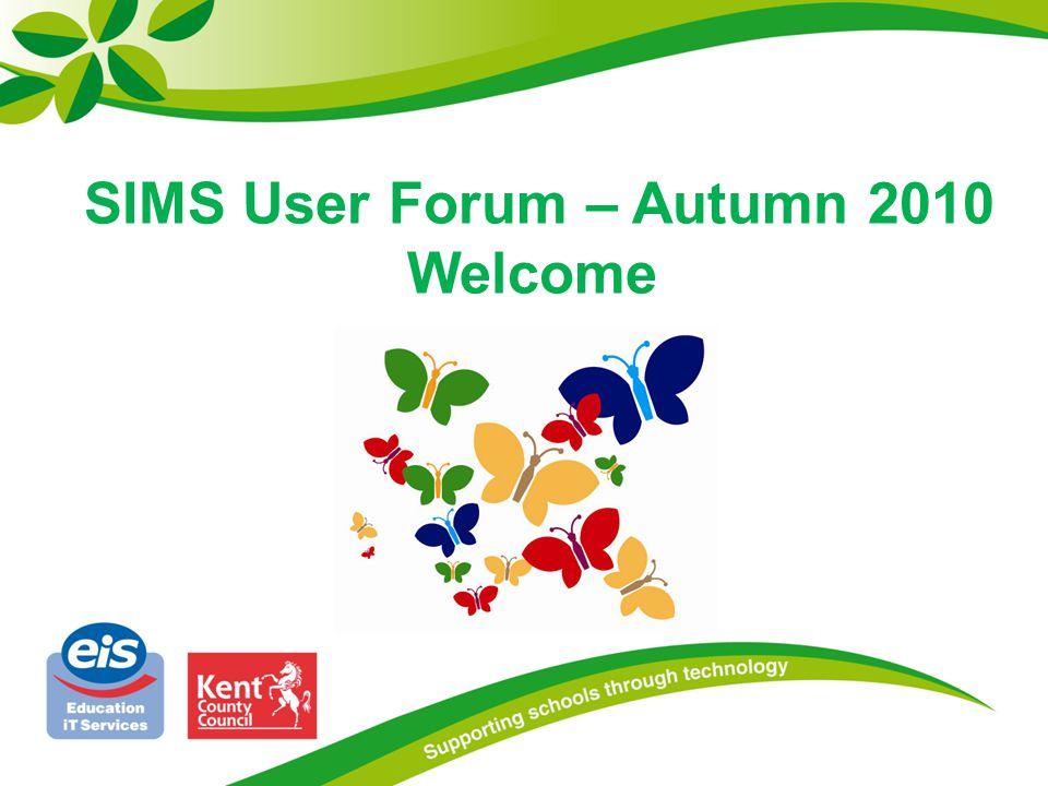 Autumn 2010 – Behaviour New fields for recording the member of staff recording behaviour incident details and the member of staff actioning sanctions.
