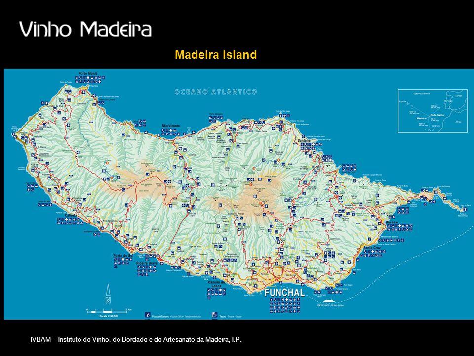 IVBAM – Instituto do Vinho, do Bordado e do Artesanato da Madeira, I.P. Madeira Island