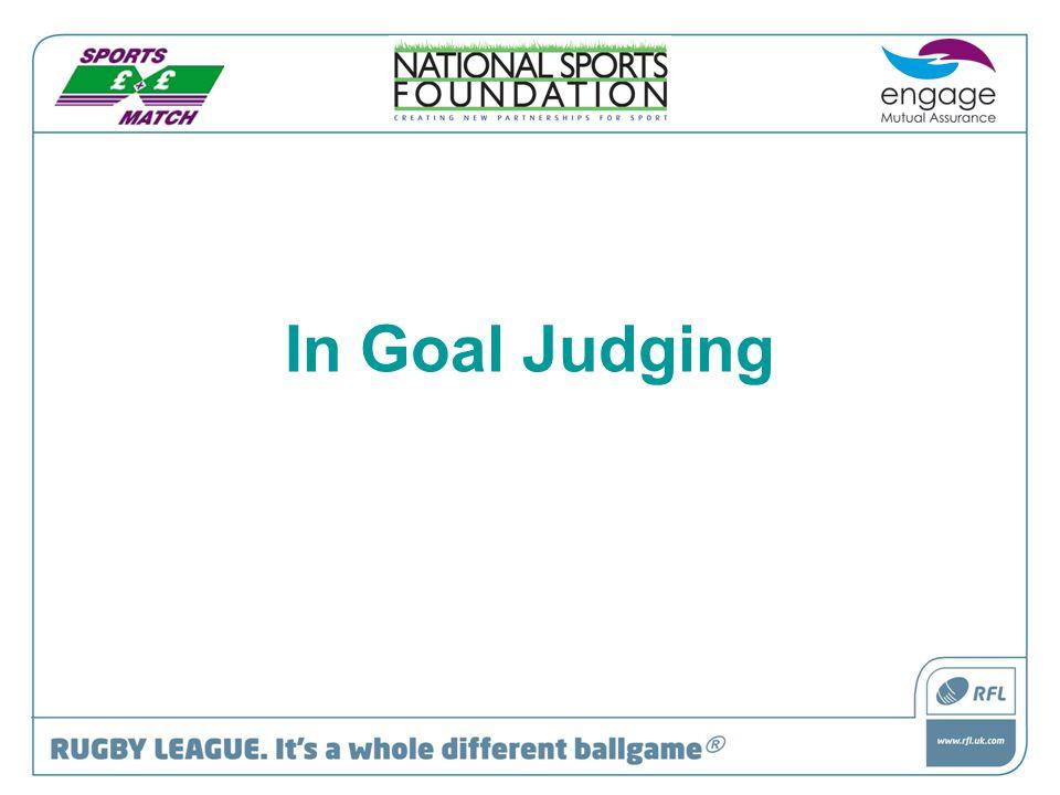 In Goal Judging