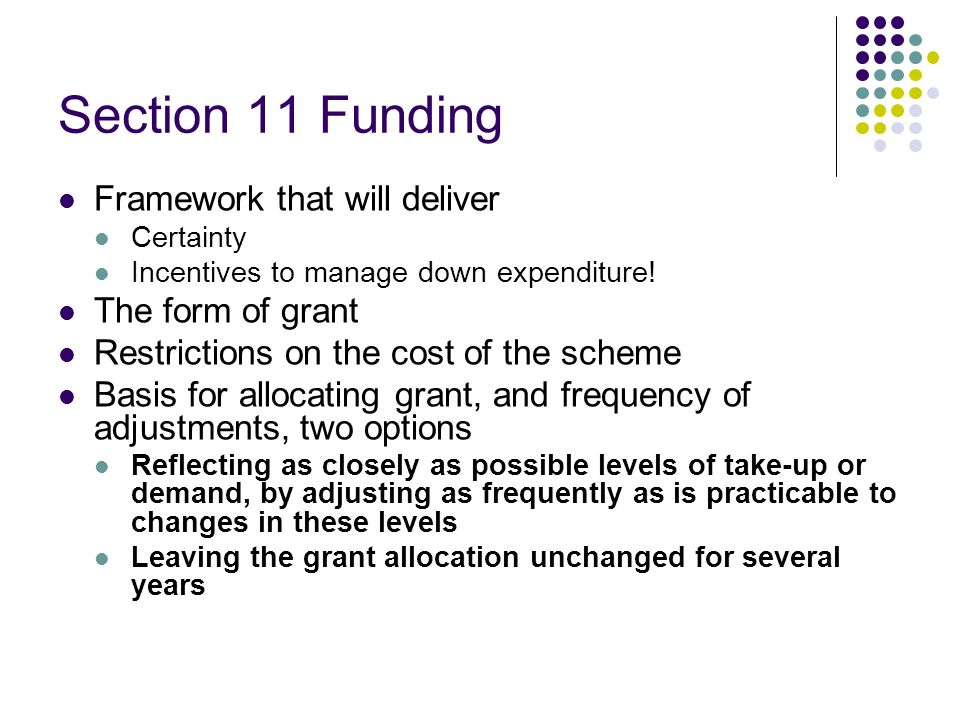 Section 12 Administrative costs Council Tax Benefit administration costs, the current approach Future funding for council tax rebate administration Joint working