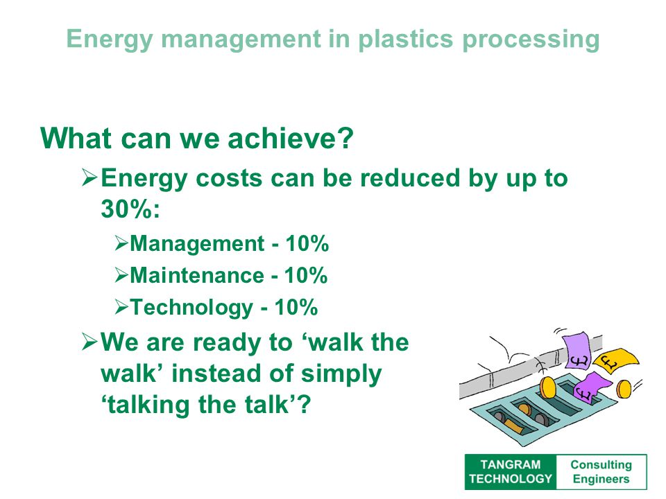 Energy management in plastics processing What can we achieve.