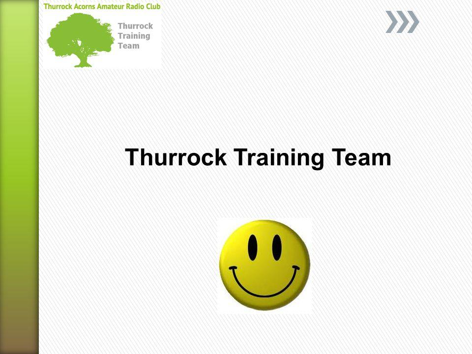 Thurrock Training Team