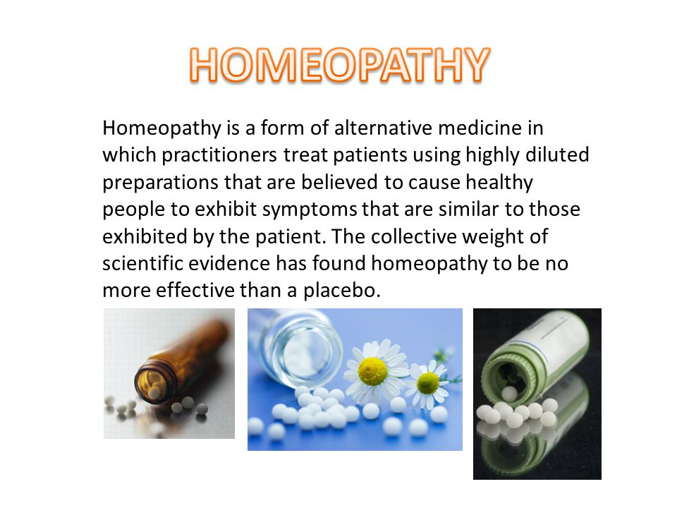 Homeopathic treatments should be freely available to everyone who wants it.