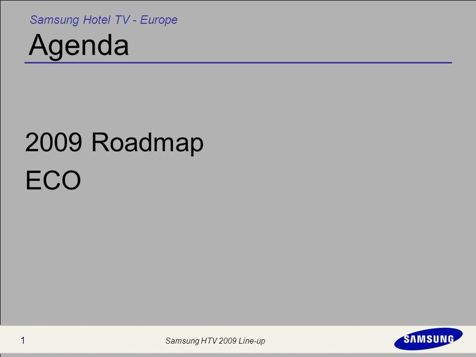 Samsung HTV 2009 Line-up ECO