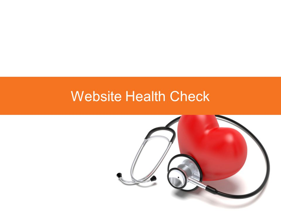 it'seeze health check