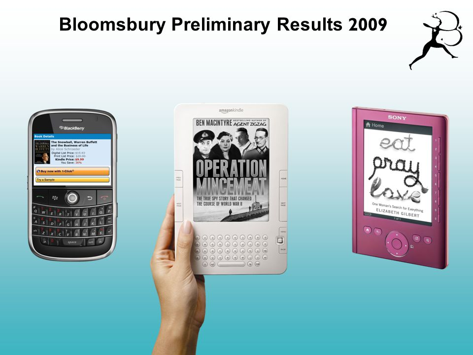 Bloomsbury Preliminary Results 2009