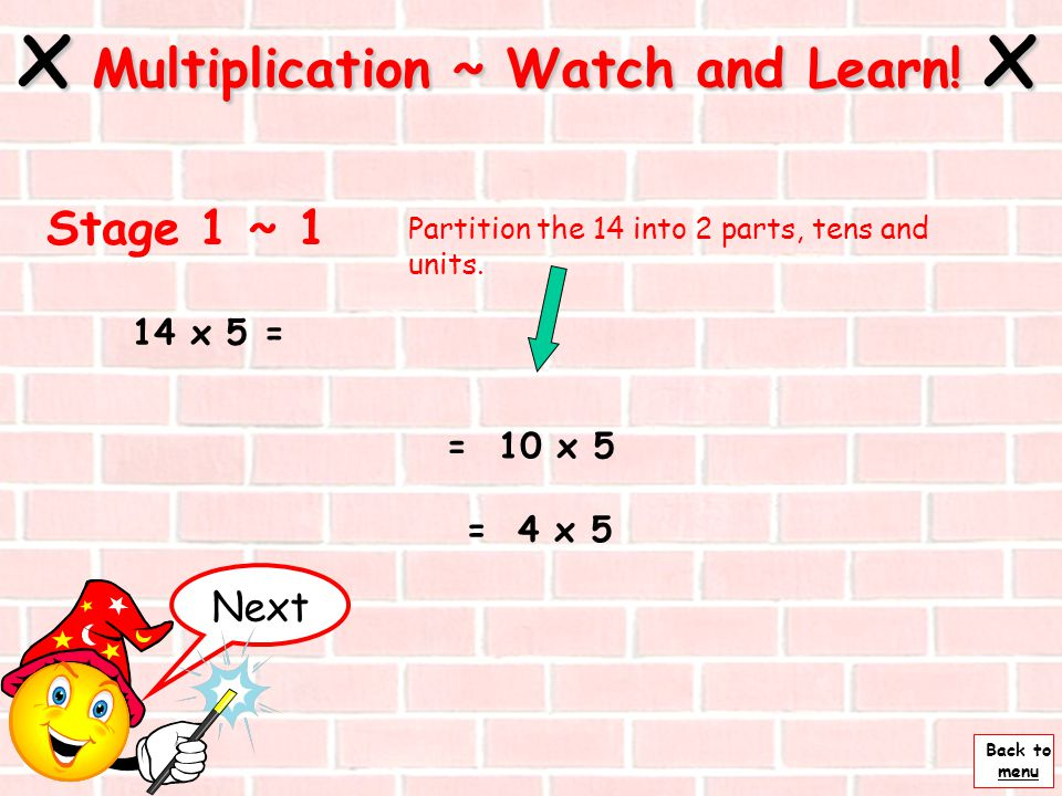 Back to menu - Subtraction ~ Watch and Learn! - Stage 4 ~ 3 So 137 - 85 = 52 Now solve 130 – 80 and write the answer. There are 0 hundreds to subtract