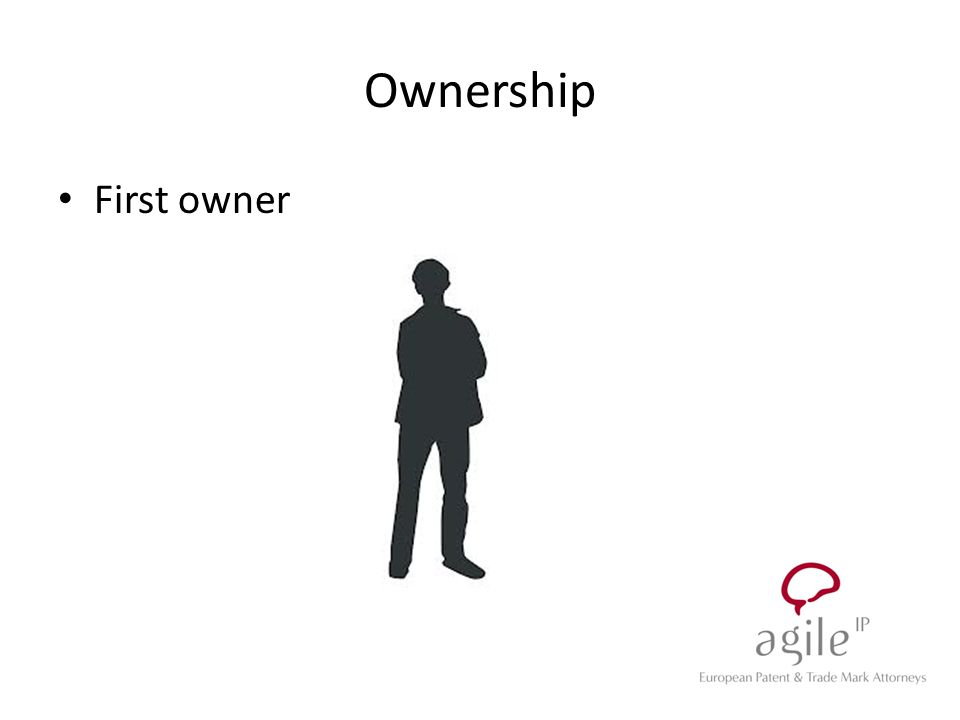 Ownership First owner