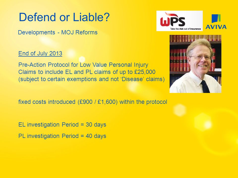 Defend or Liable.