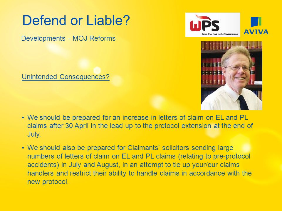 Defend or Liable? Evidence