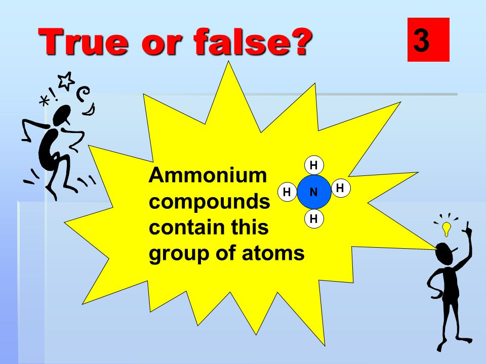 True or false? Intensive farmers use pesticides. 4