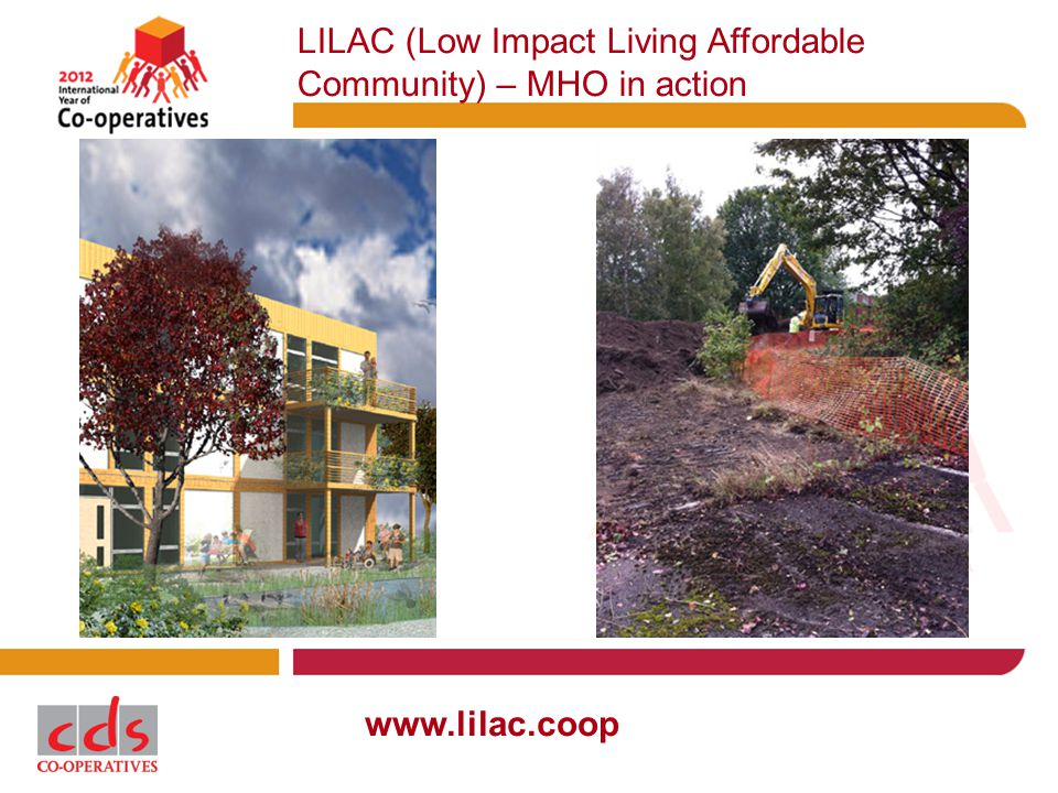 LILAC (Low Impact Living Affordable Community) – MHO in action
