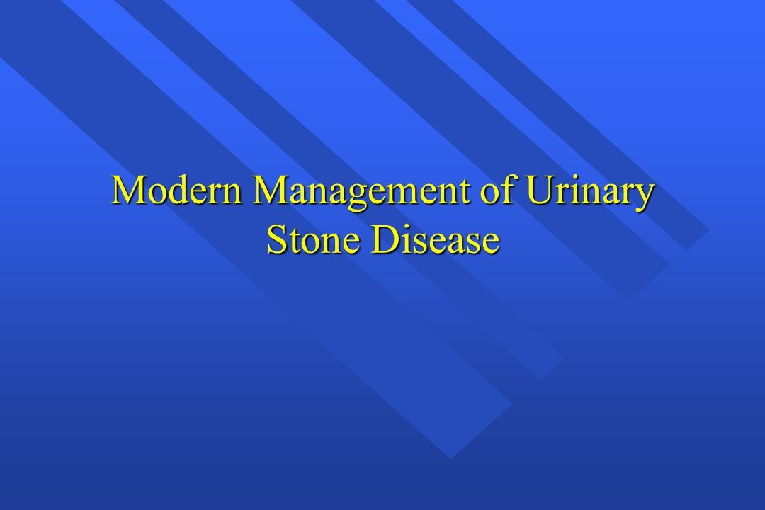 Conclusions n The management of stones in pregnancy remains a challenge to the Urologist n Limited metabolic evaluation is worthwhile in the majority of patients