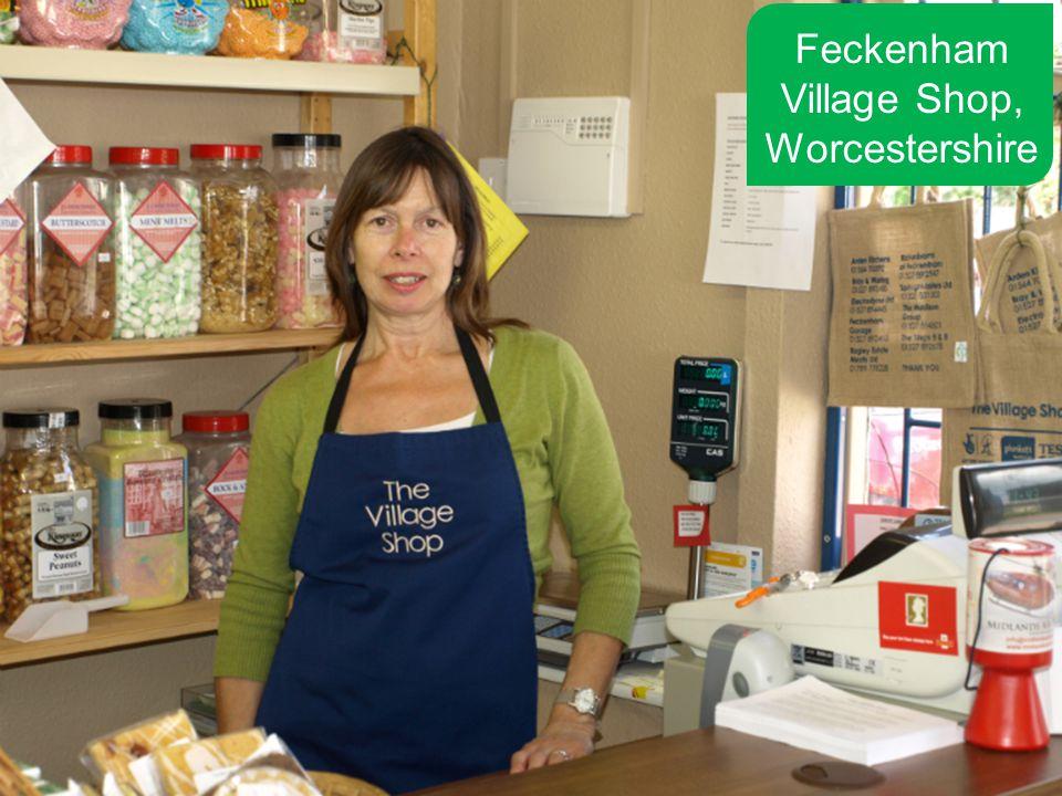 Feckenham Village Shop, Worcestershire