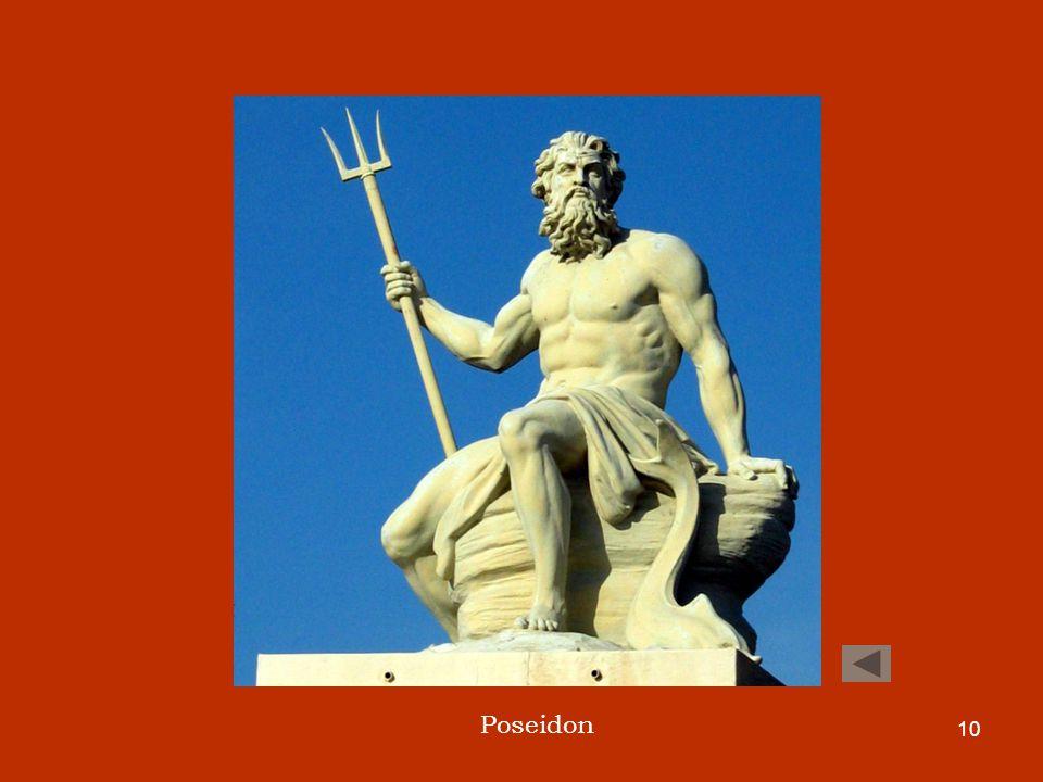 10 Poseidon