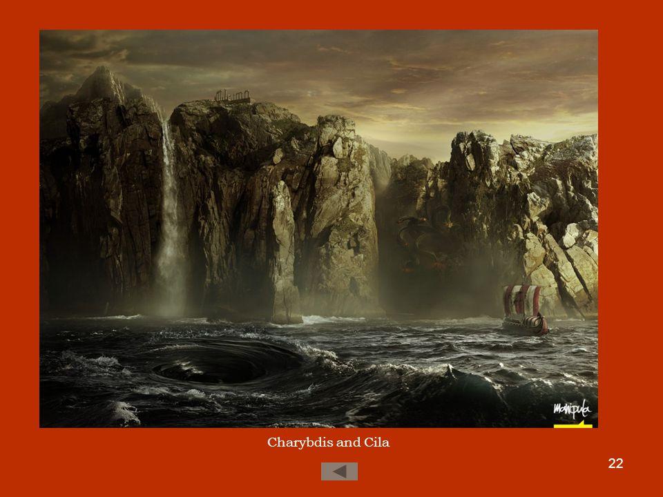 22 Charybdis and Cila
