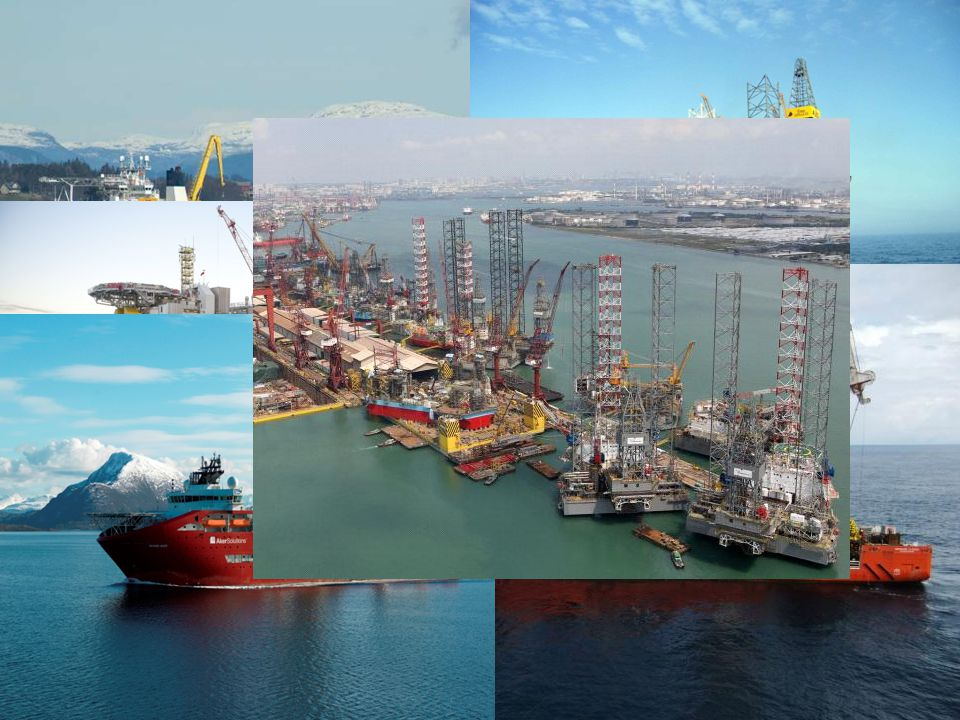 OFFSHORE AND ENERGY Offshore Supplies, Delivered