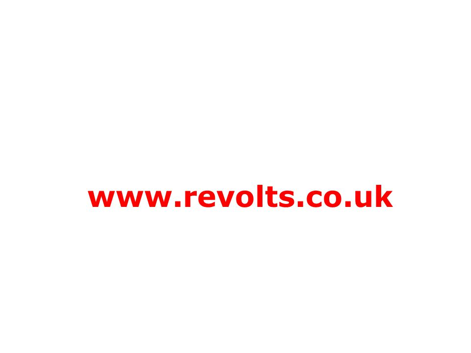 www.revolts.co.uk