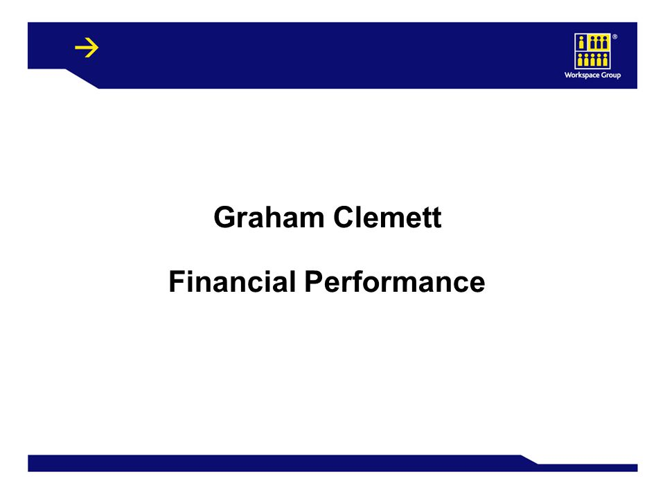 35 Graham Clemett Financial Performance