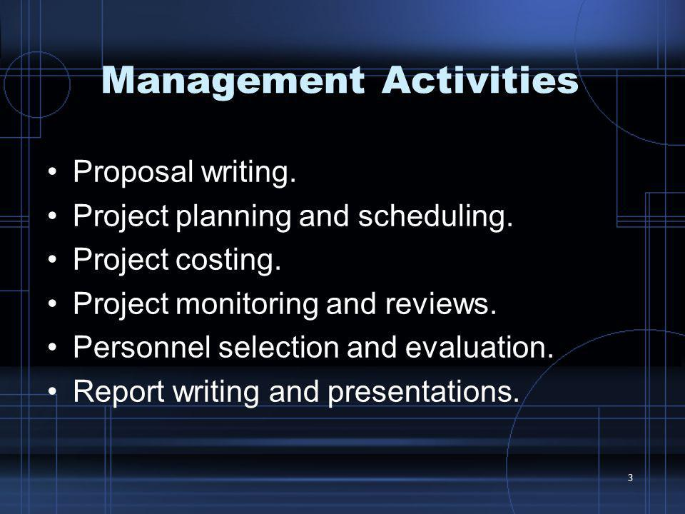 14 Project Plan Structure Introduction.Project organisation.