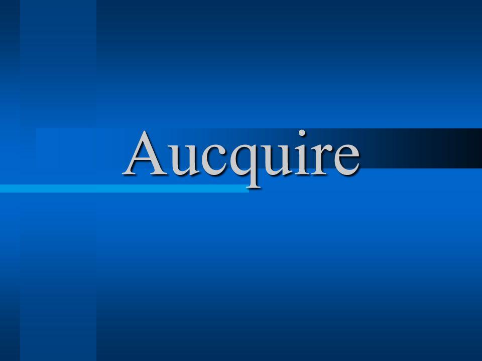 Aucquire