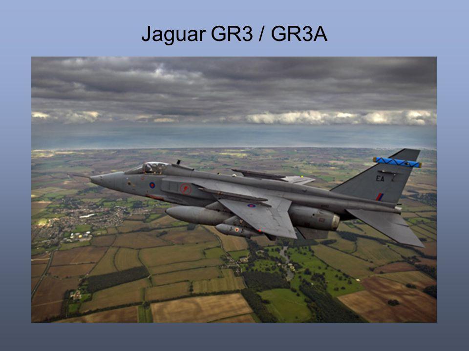 Jaguar GR3 / GR3A