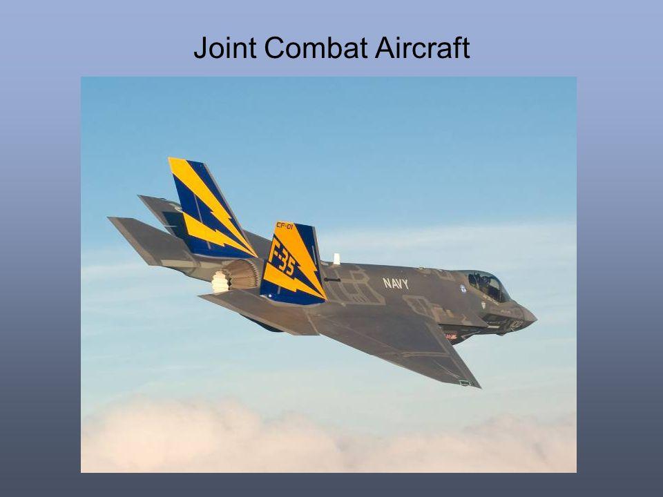 Joint Combat Aircraft