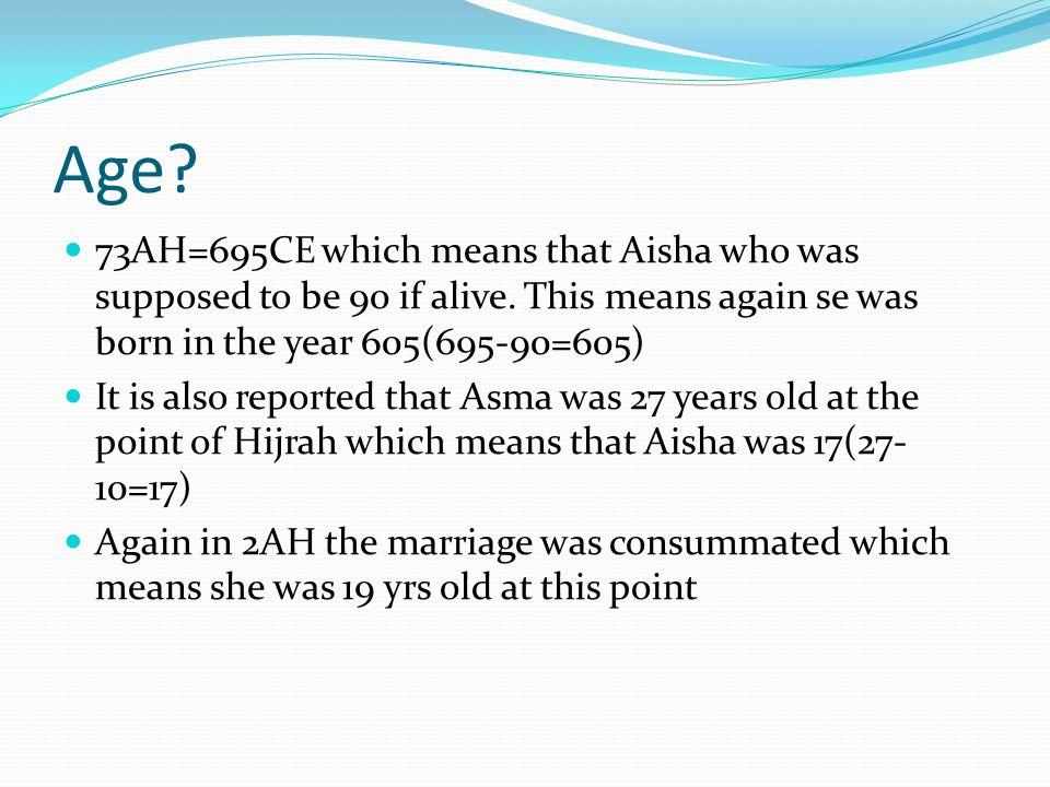 Abu bakr Married Umm Ruman at the age of 28.