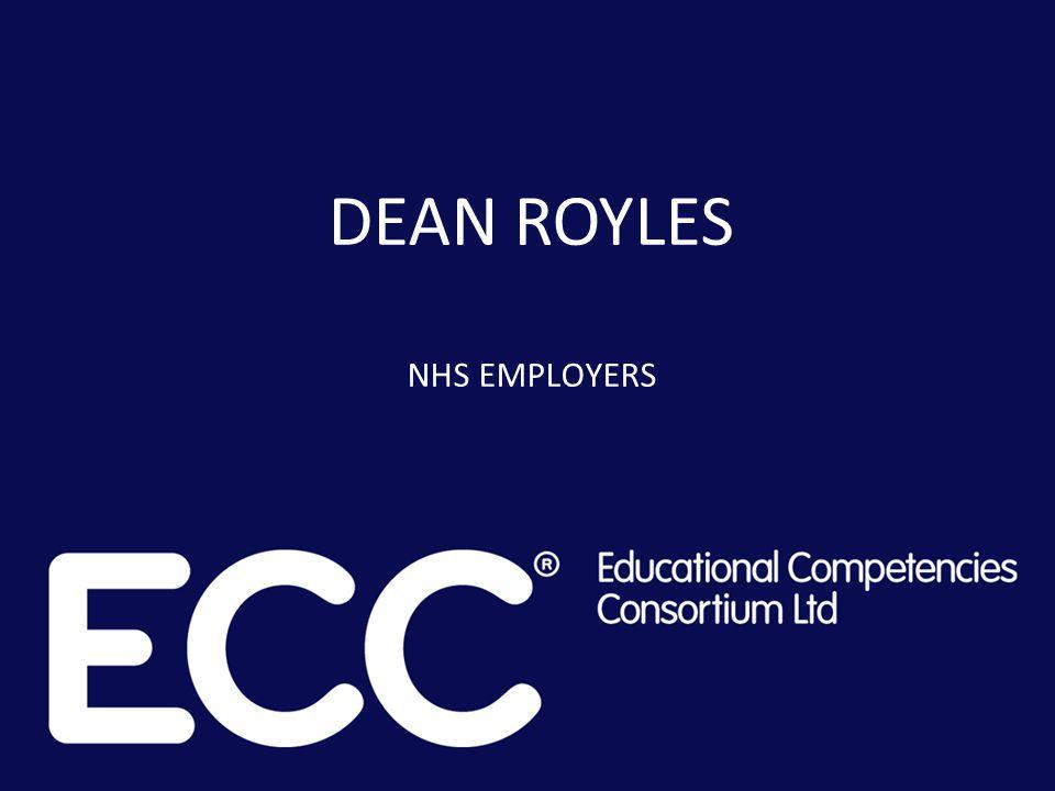 DEAN ROYLES NHS EMPLOYERS