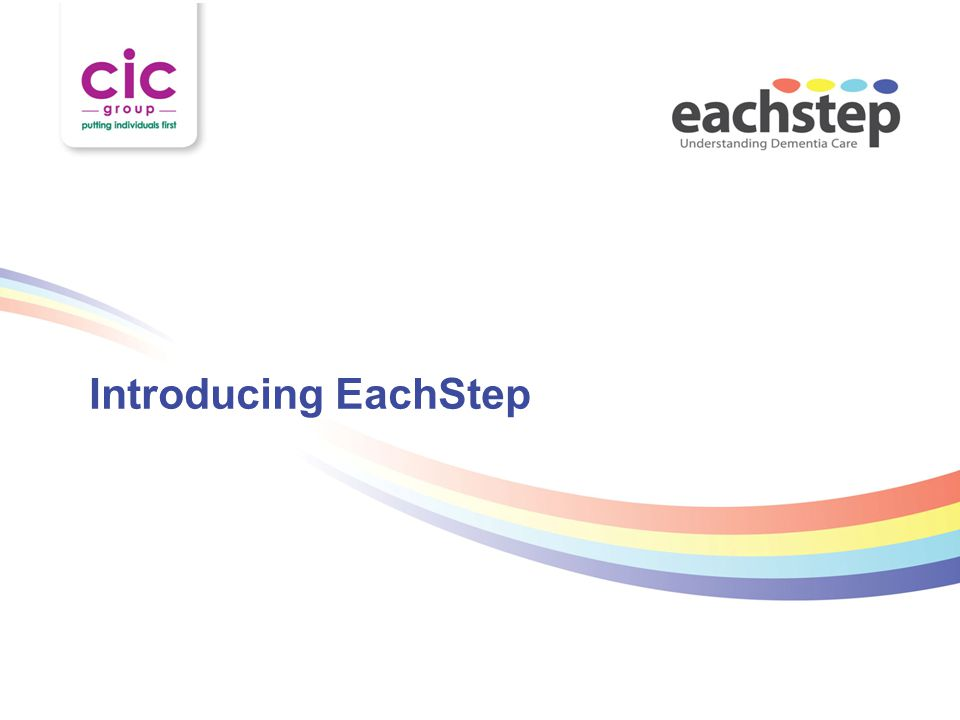 Introducing EachStep